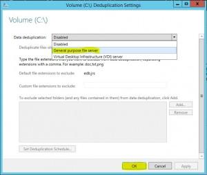 Windows Server 2012 R2 Data Deduplication tutorial picture 11