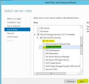 Windows Server 2012 R2 Data Deduplication tutorial picture 6