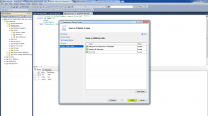 How to export MSSQL Table as an insert script - Generate and Publish Scripts dialog