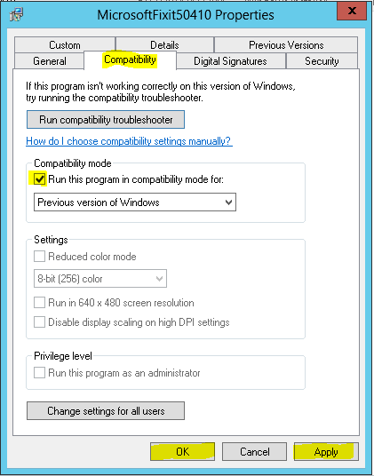Windows Server 2012 R2 Disable IPv6