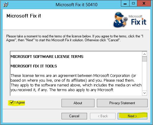 Windows Server 2012 Disable IPv6 FIX